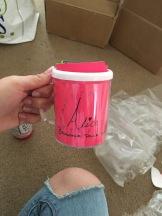 pack holiday mug