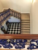 queens house stairway